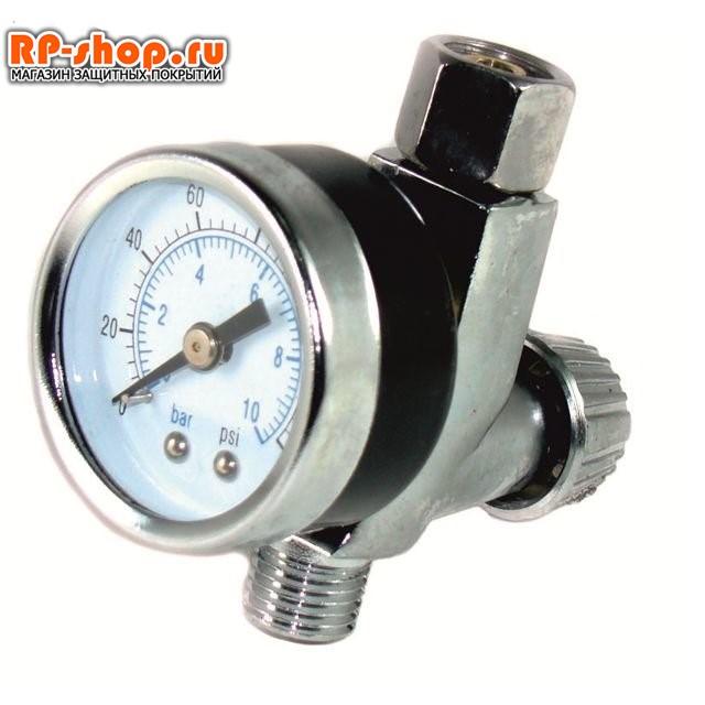 Регулятор давления с манометром - фото 4712