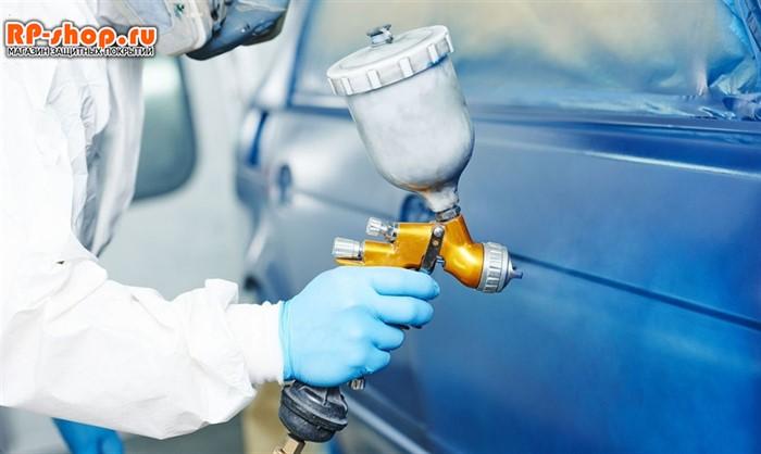 Подготовка и покраска автомобиля - фото 5713
