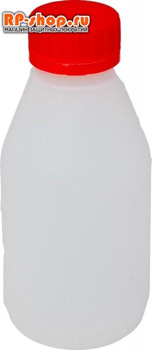 Бутыль пластиковая 0,25 литра с крышкой - фото 5963