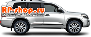 Набор БРОНЯТОР для Land Cruiser 200