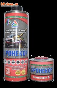 Покрытие БРОНЕКОР 1 кг