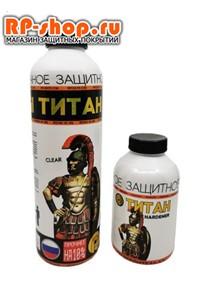 Краска ТИТАН-сверхпрочное полиуретановое покрытие