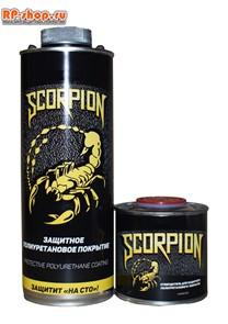 Краска Скорпион черный