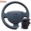 Ford Fusion 2002-2012 г.в. Оплетка для перетяжки руля включая спицы можно выбрать цвет нити - фото 5903