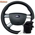 Ford Focus II (2005-2011) Оплетка для перетяжки руля включая спицы можно выбрать цвет нити - фото 5911